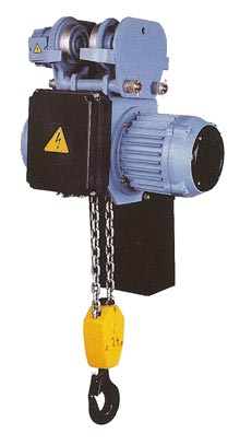 DIEXA S A  -EB and BYC electric chain hoists